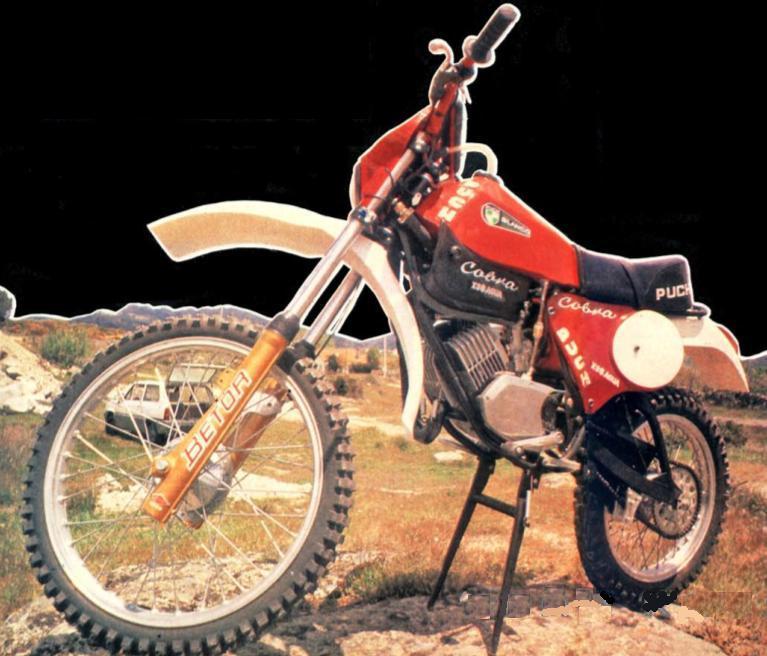 Fotos Puch Cobra X3S Agua TT 0116