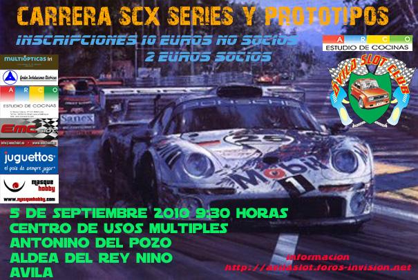 Calendarios y eventos temporada 2010-2011 5-9-2010