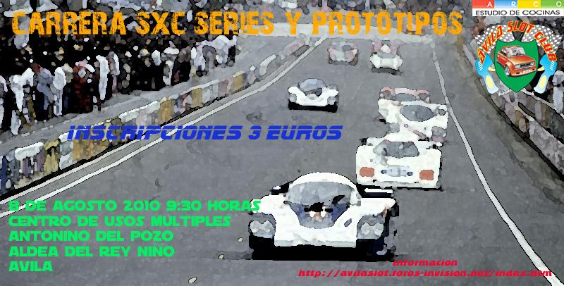 Calendarios y eventos temporada 2010-2011 8-8-2010