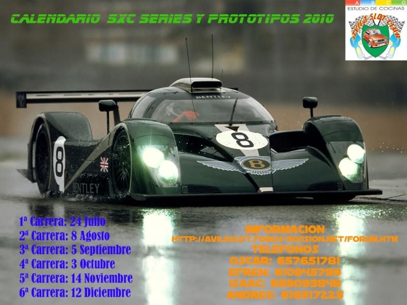 4ª prueba de la SCX Series/3 ª prueba de prototipos 3-10-2010 Calend11