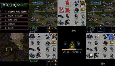 Stacraft II para Celular - MobiCraft 210
