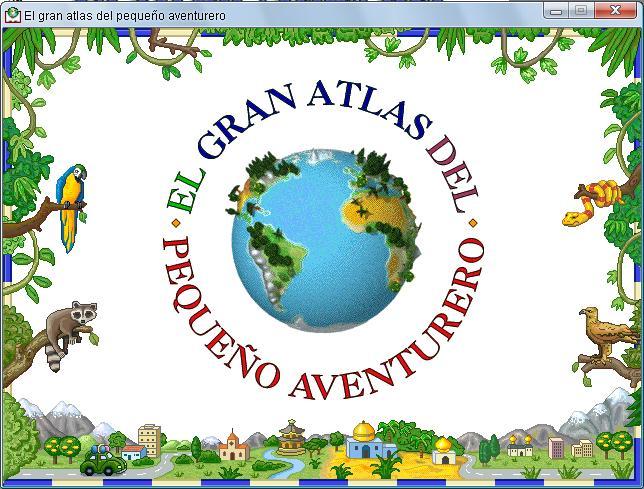 EL GRAN ATLAS DEL PEQUEÑO AVENTURERO 69753010