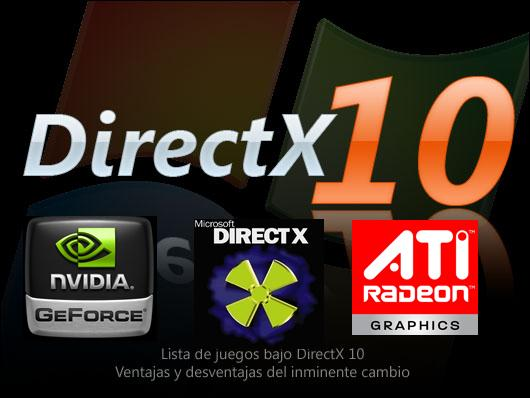 DirectX 10 For Win XP/Vista [ISO] Direct10