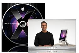 Mac 10.5 Leopard X86 Macosx10