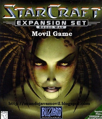 Stacraft II para Celular - MobiCraft Starcr10