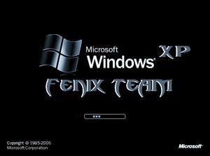 Windows XP Fenix Team Edition Wxpboo10