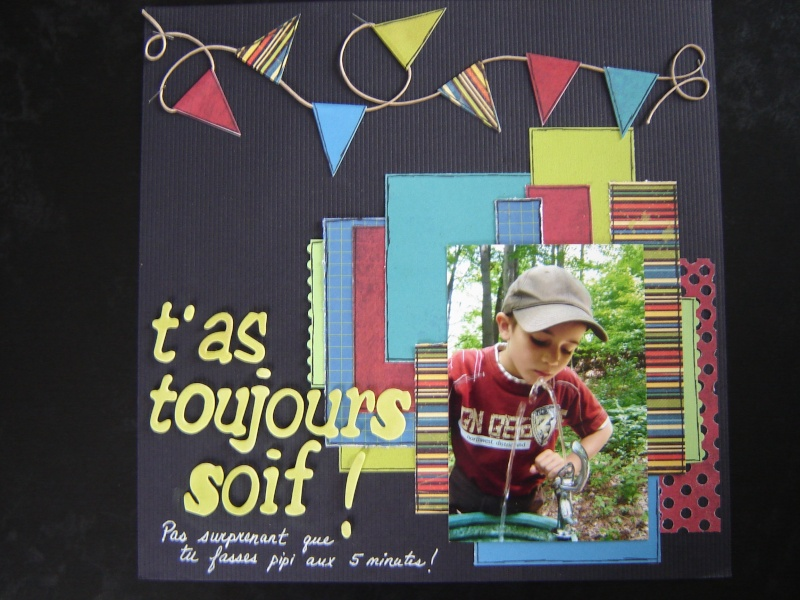 Aout 2010: retaille de papier a motifs 04710