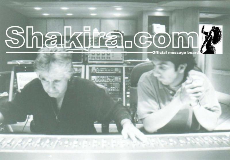 CENTRO DE INFORMACION DEL NUEVO ALBUM DE SHAKIRA (ACTUALIZADO CON 4 FOTOS NUEVAS) 11 de Enero, 2009 Mixing10