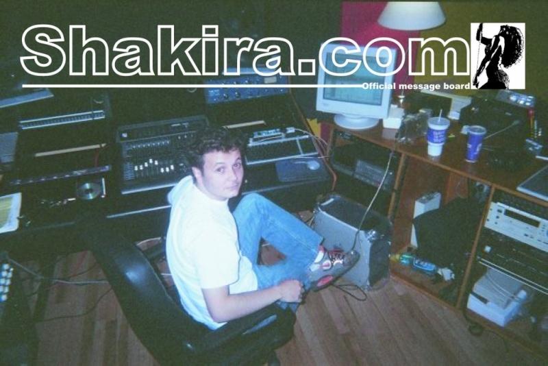 CENTRO DE INFORMACION DEL NUEVO ALBUM DE SHAKIRA (ACTUALIZADO CON 4 FOTOS NUEVAS) 11 de Enero, 2009 Produc10