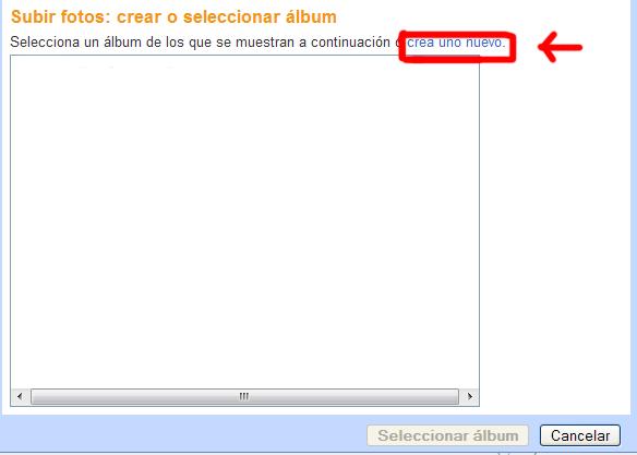 Album Web Picasa 510