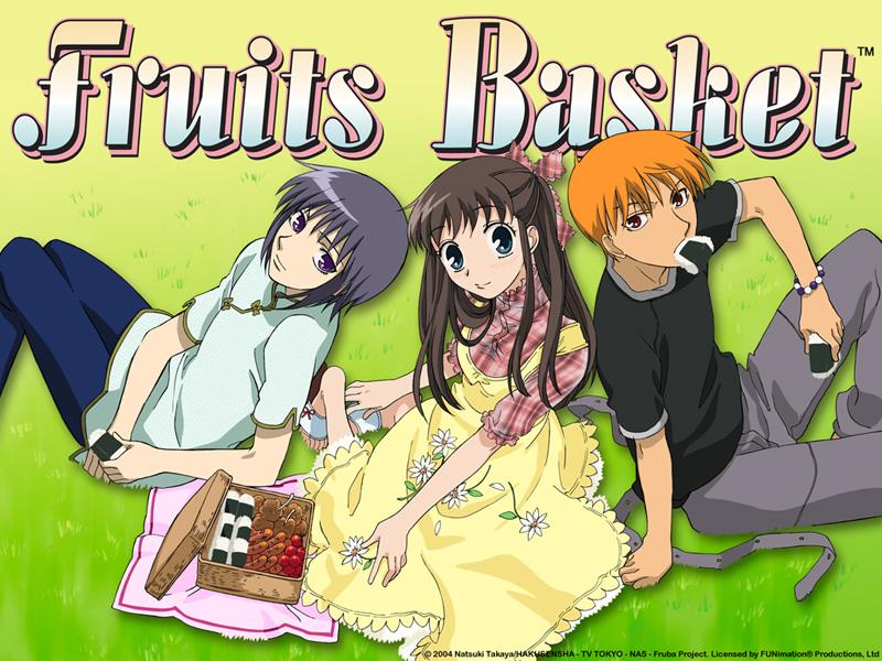 Fruits Basket Or1k3j10