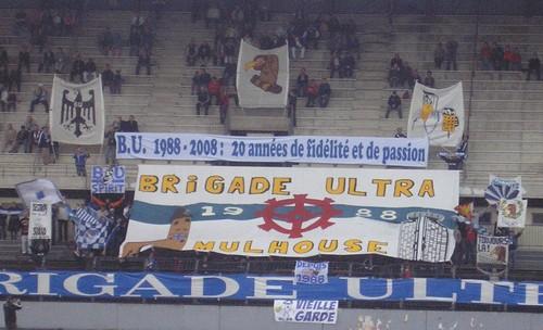 Mulhouse vs Besancon  -20 ans de la BU 2bu2010