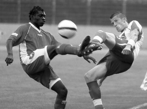 [5 ème journée de CFA] : FC  Mulhouse / Besançon Demuth10