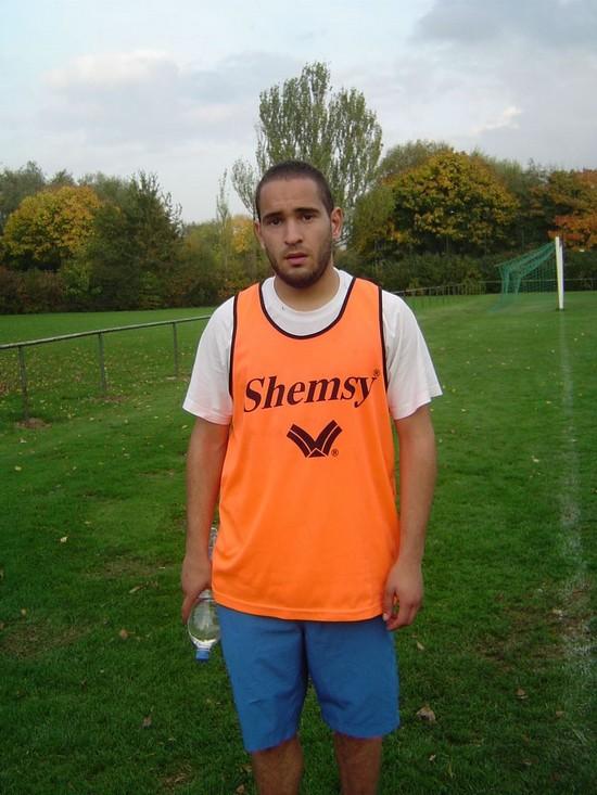Un nouveau joueur à l'entrainement du 14/10/2008: T. Zerara Nouvea10