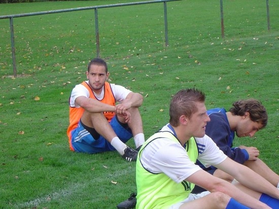 Un nouveau joueur à l'entrainement du 14/10/2008: T. Zerara Nouvea11