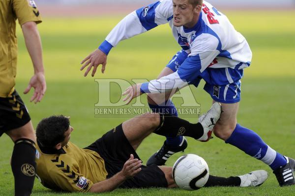 [7ème journée de CFA] FC Mulhouse / RC Strasbourg2 X2008010