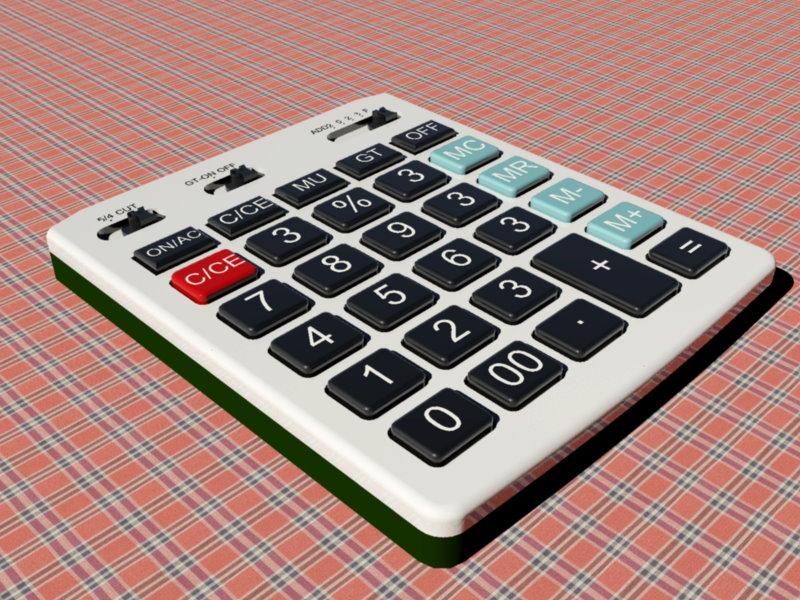 [作品]計算機(已完成) Comput10