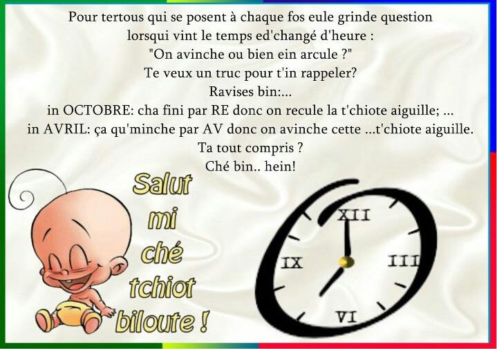 Rappel du changement d'heure chez les ch'tis Chagem10
