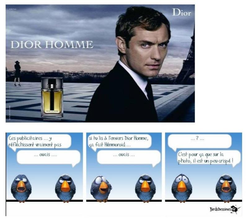 Les birds dessinés et la pub DIOR  Dior_h10