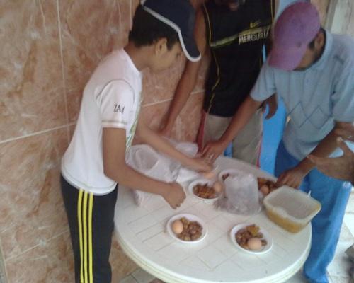 """جمعية المنار بحد الغربية تسهر على تنفيذ برنامج """"إفطار عابر سبيل"""" الذي تنظمه كل سنة في شهر رمضان 14082019"""