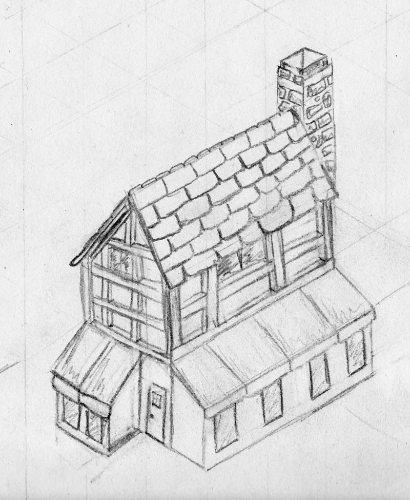 Études d'Anneli Maison11