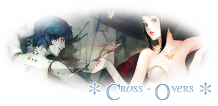 .:Gossip Coco's Art:. Cross-10