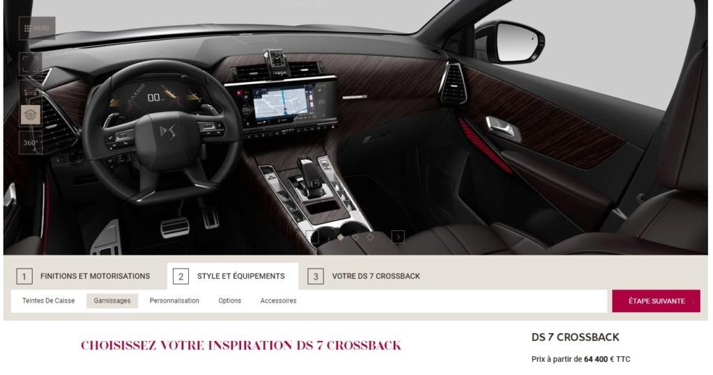 2020 - [DS Automobiles] DS 9 (X83) - Page 17 Captur10