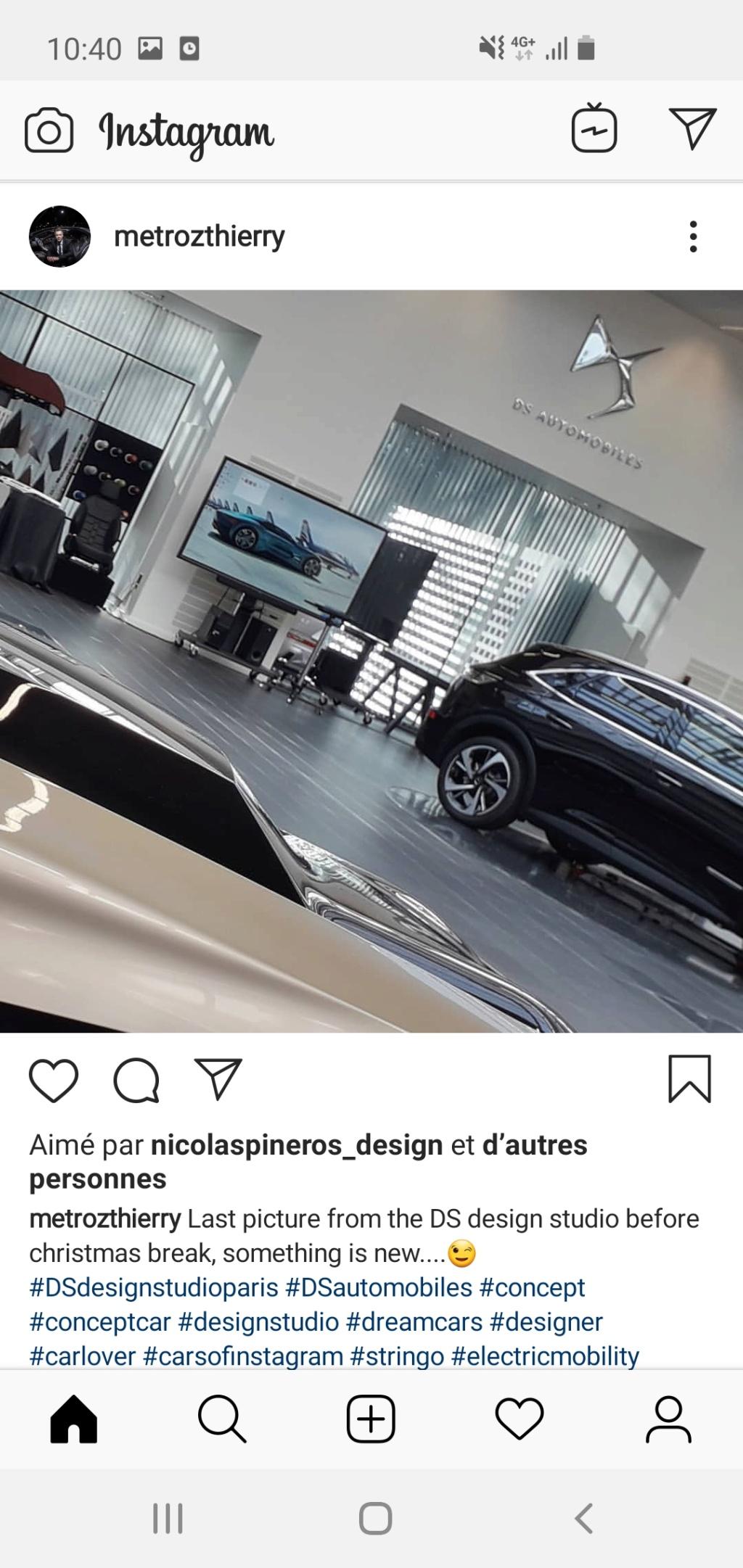 2019 - [DS Automobiles] Aero Sport Lounge - Page 2 Screen11