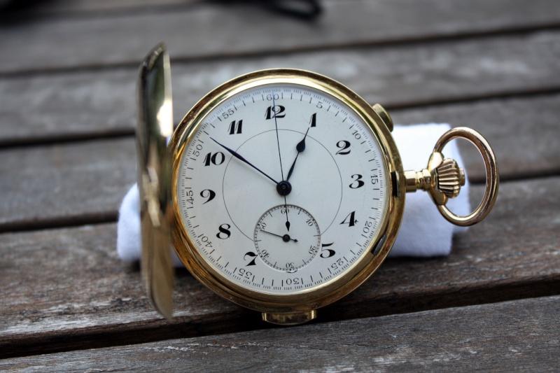 Les plus belles montres de gousset des membres du forum - Page 4 04410