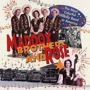 Maddox Brothers & Rose Photos Bcd15810