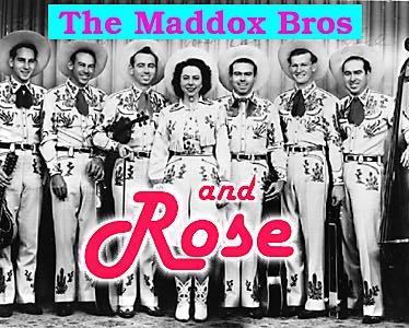 Maddox Brothers & Rose Photos Maddox13