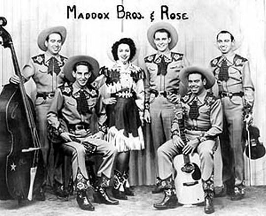 Maddox Brothers & Rose Photos Maddox15