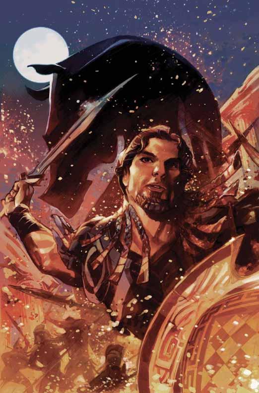 Primer vistazo: Marvel Illustrated: The Odyssey #1 Odysse10