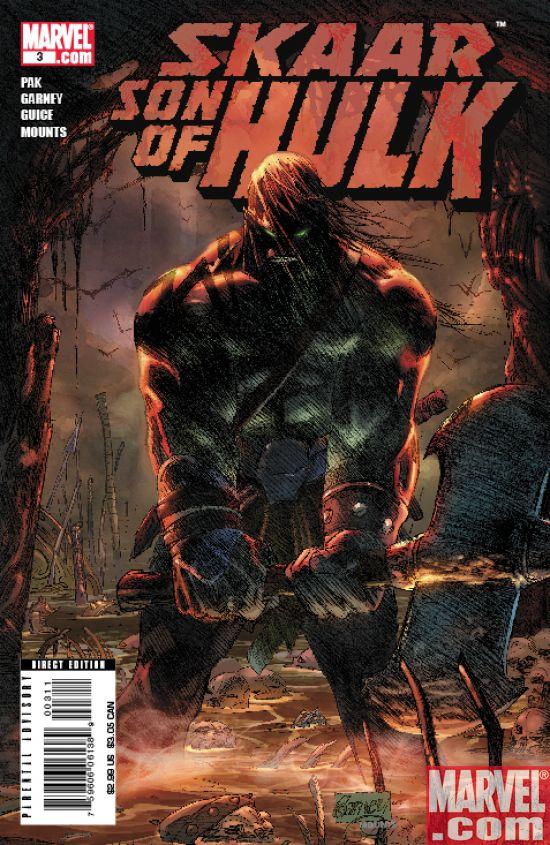 Primer Vistazo: Skaar: Son of Hulk #3 Skaar310