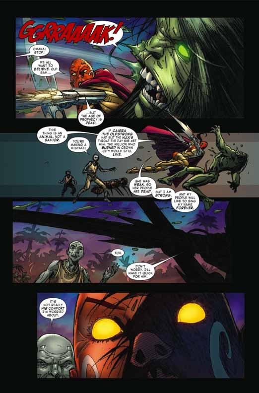 Primer Vistazo: Skaar: Son of Hulk #3 Skaar311