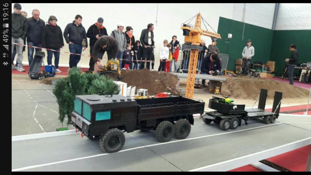 expo camion routier et tout terrain  20190410