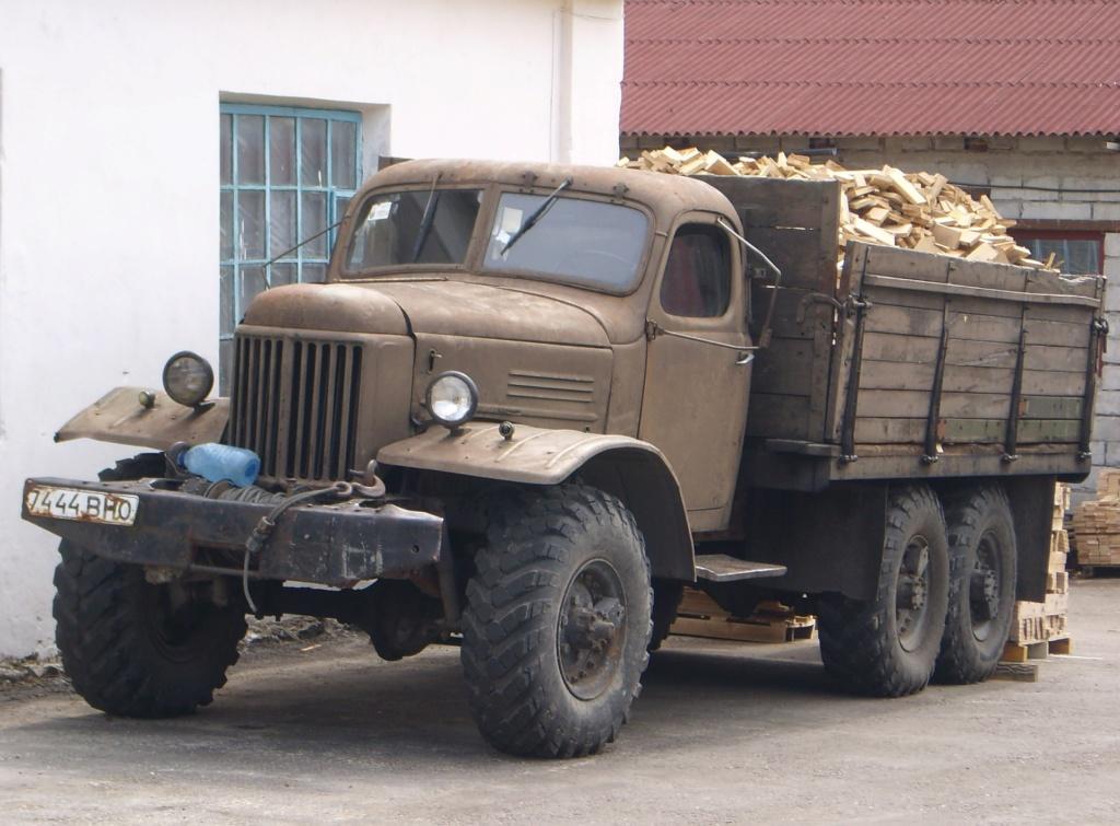 Camion King Kong 6x6 1/12 CA30 Tractor : nouveauté 2018 Dsci0210