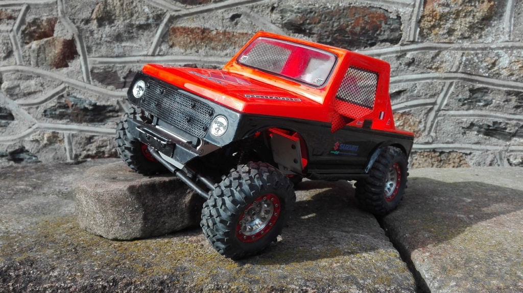 DODGE POWER WAGON - CHASSIS TF2 RC4WD - Page 2 Filets10