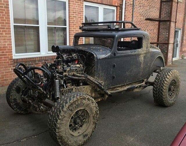 Carrosserie Hot Rod sur Chassis TRX-4 by Ruru - Page 2 Hot_ro10