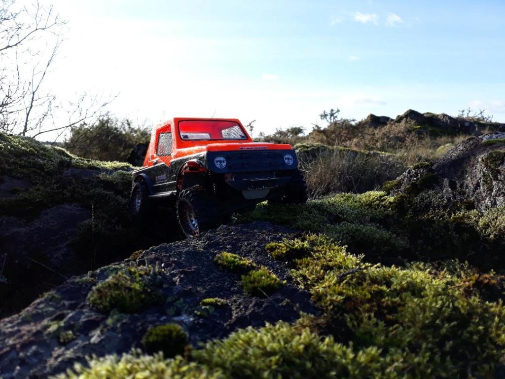Sorties et Rassemblements Rc Scale Trial 4x4 et Crawler en Loire Atlantique Février 2019 Iffend13