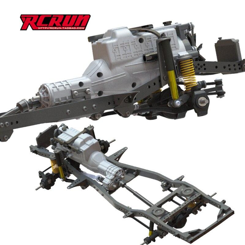 Chassis LNL RCRUN Lnl_rc10