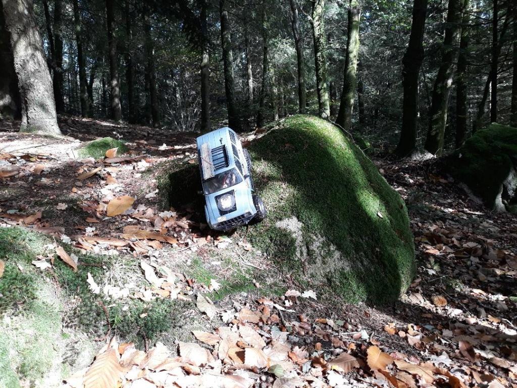 Spot Espace naturel départemental des buttes de Monthault 35 Montau14