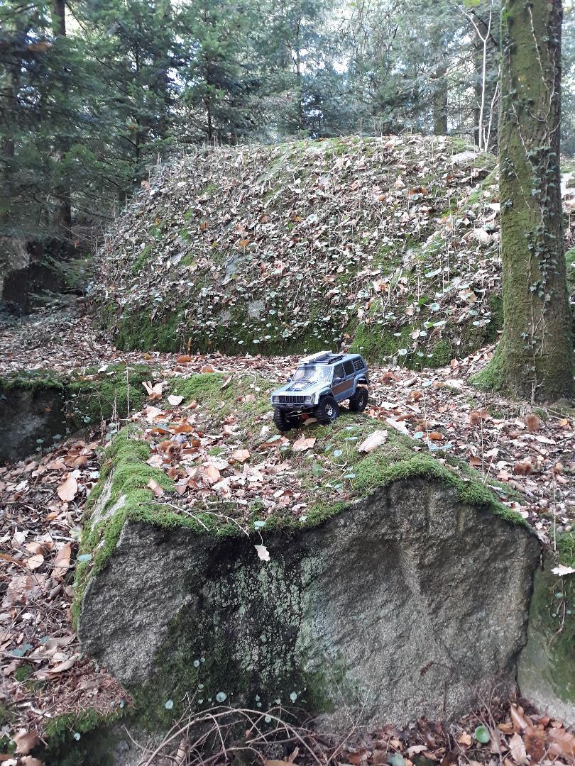 Spot Espace naturel départemental des buttes de Monthault 35 Montau17