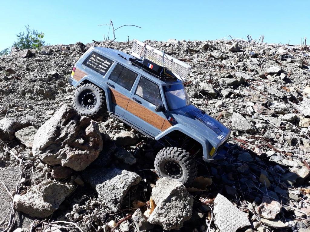Photos de Rc Scale Trial et Crawler 4x4 6x6 8x8 des membres de Rc Decouverte - Page 2 Scx10