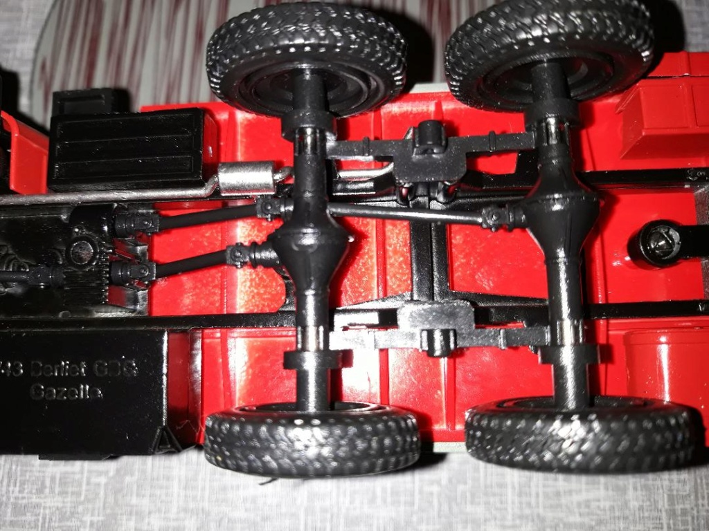 DODGE POWER WAGON - CHASSIS TF2 RC4WD - Page 2 Transm19