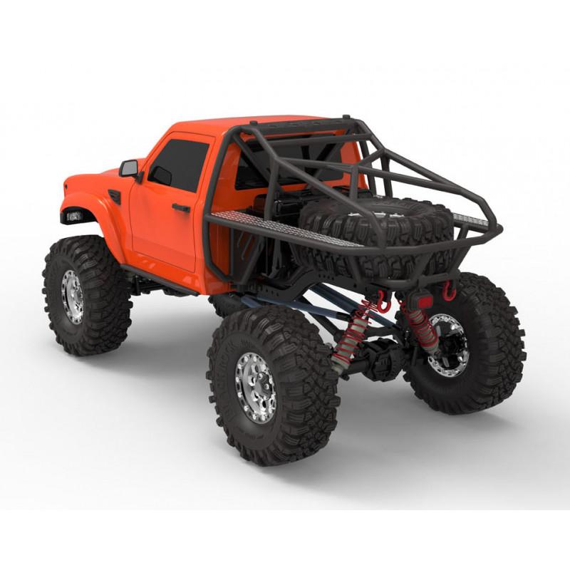 SCX10 2 Raw Builder Kit Truggy12