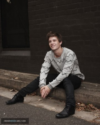 Xavier Samuel - Unknown Session 2010 Normal26
