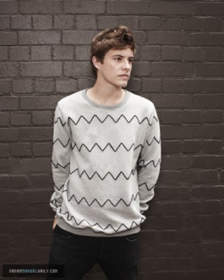 Xavier Samuel - Unknown Session 2010 Normal41