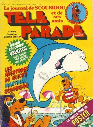 Télé Parade N°5 Parade12