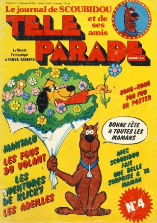Télé Parade N°4 Parade13